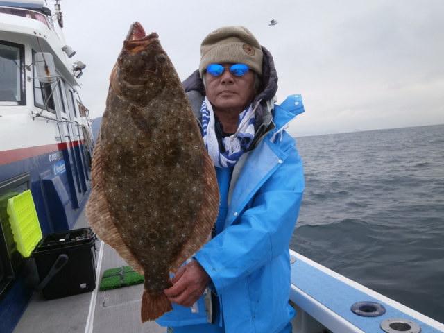 今日はもちろんカサゴ釣りのオマケです!
