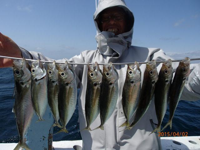 嬉しい大漁!