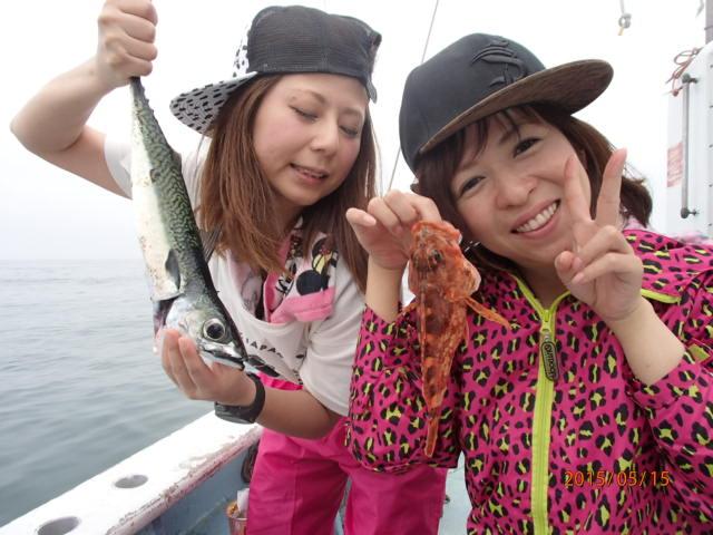 可愛い釣りガ-ル参上!