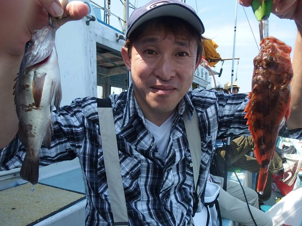 根魚系も人気です!