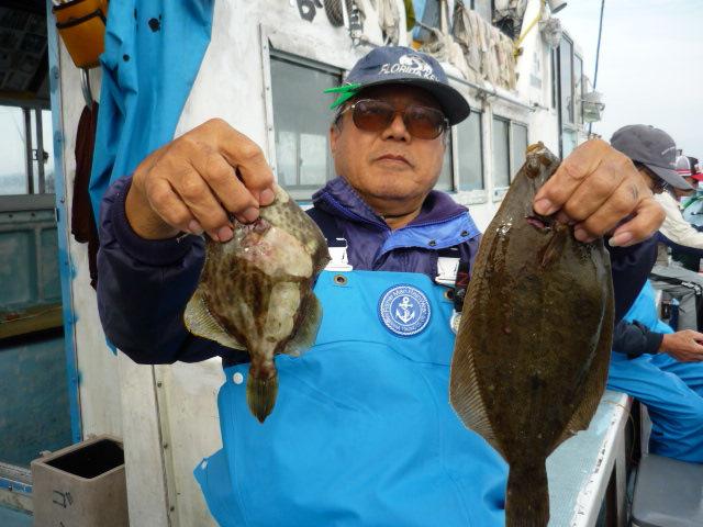 色んな魚釣れてます!
