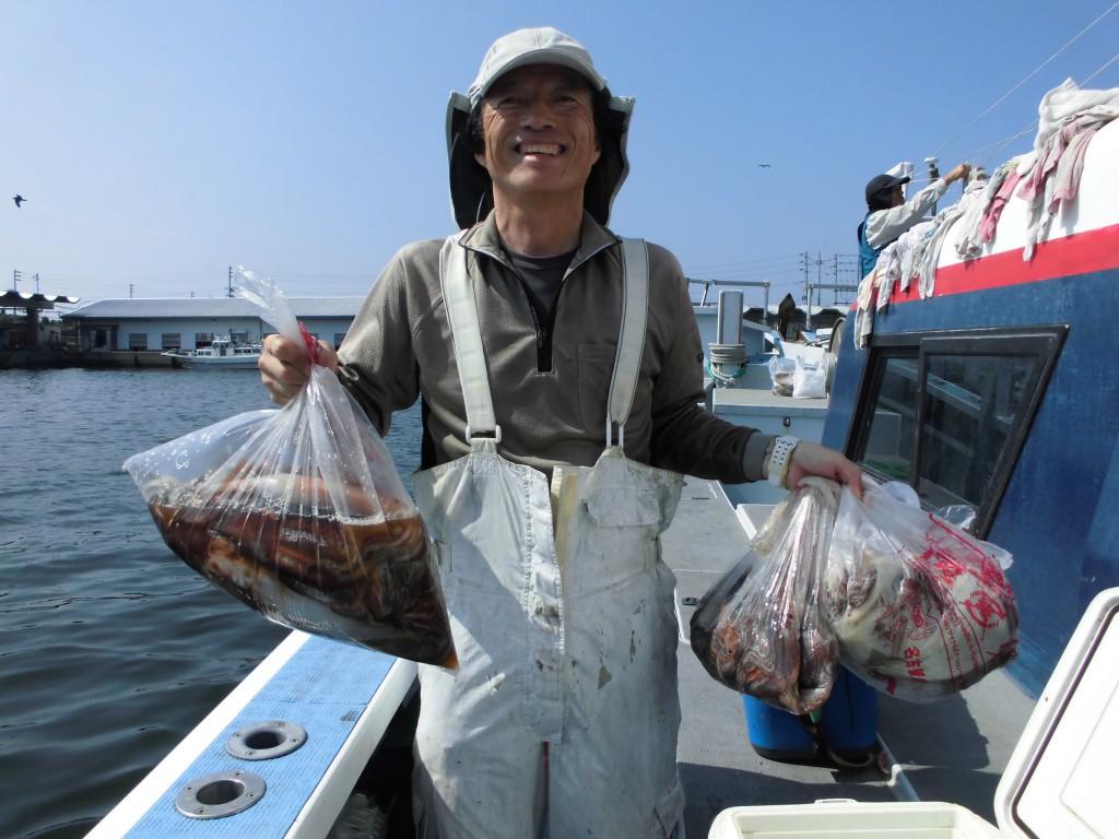 大村さんの応援のおかげでなんとか4名様で!