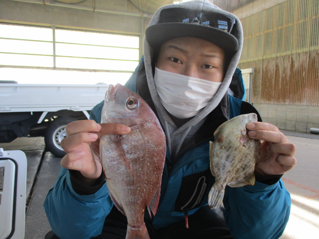 【大漁でした!!】